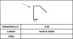 Diseño Faldón lateral en vuelo AIS COPPO