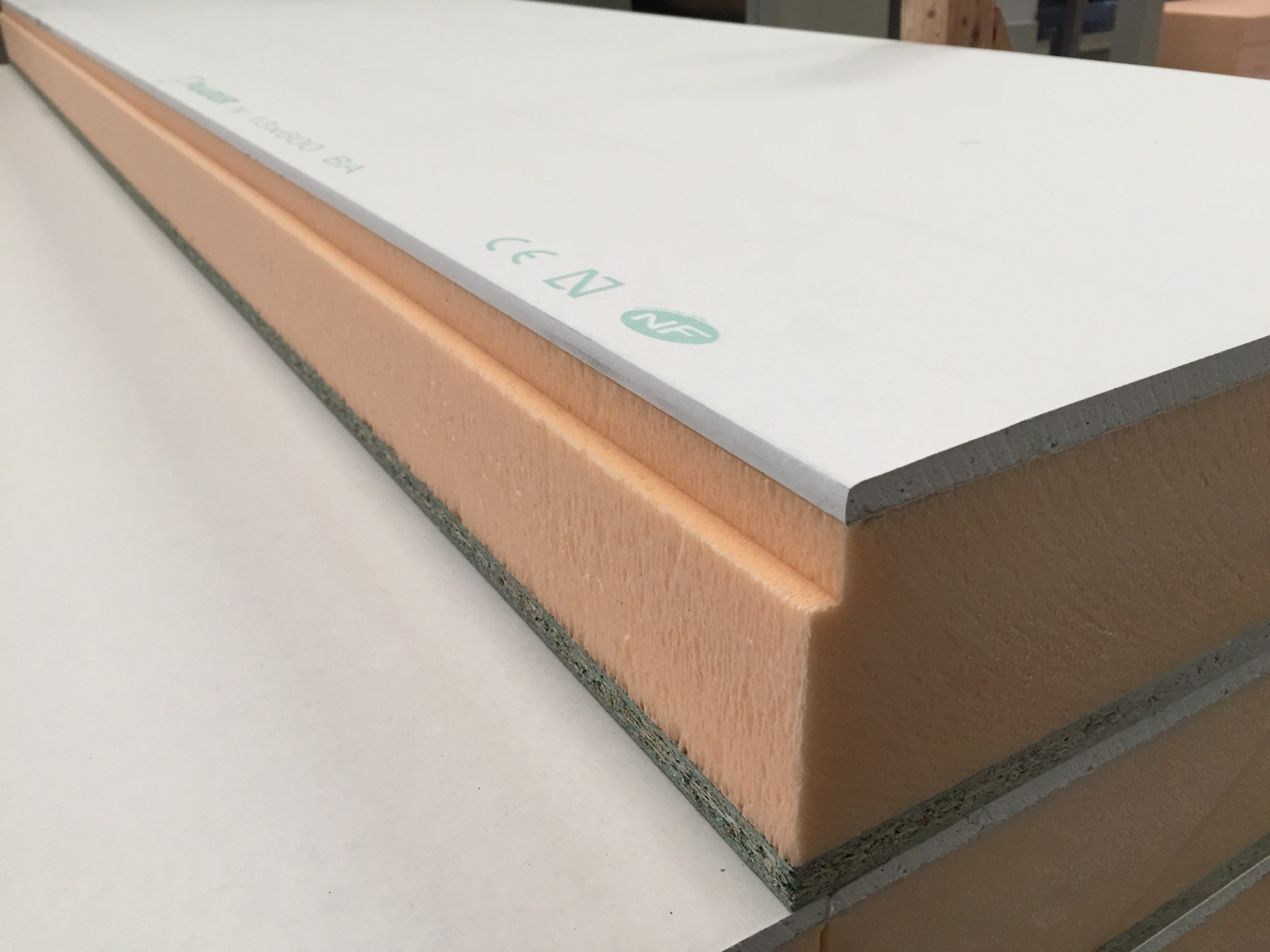 Ventajas del panel s ndwich con placa de yeso - Panel sandwich aislante ...