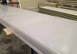 policarbonato panel sandwich lopanel