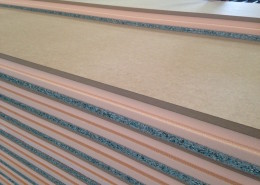 precio panel sandwich mdf DM Lopanel