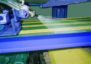 pistola poliuretano panel sandwich fabricacion continuo lopanel teja precio fachada cubierta