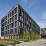 Katerra y Michael Green Architectur demuestran que es posible construir panel sandwich con su edificio Catalyst
